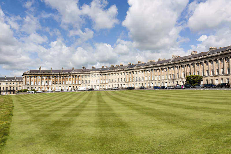 Bath City Breaks - Royal Crescent