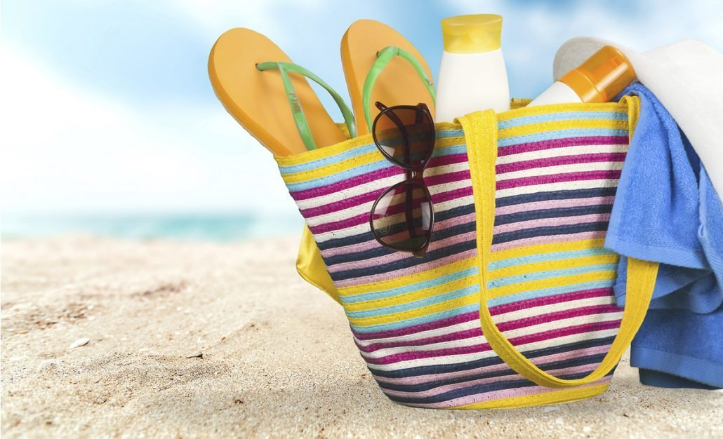 Beach Holiday Packing List for Family