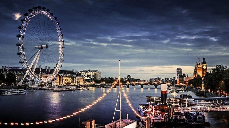 London Family Holiday - London Eye