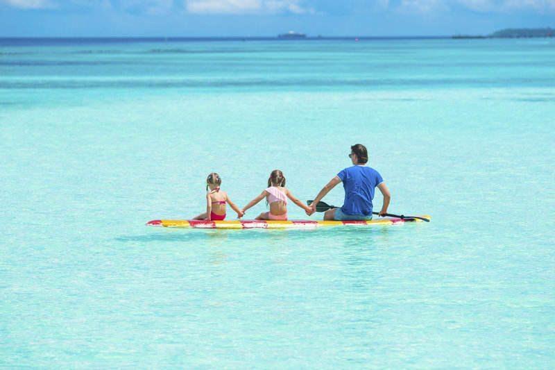 Beach family holidays UK