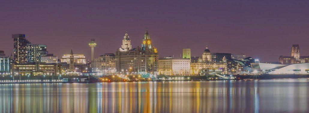 Liverpool Family Holidays - Liverpool Skyline