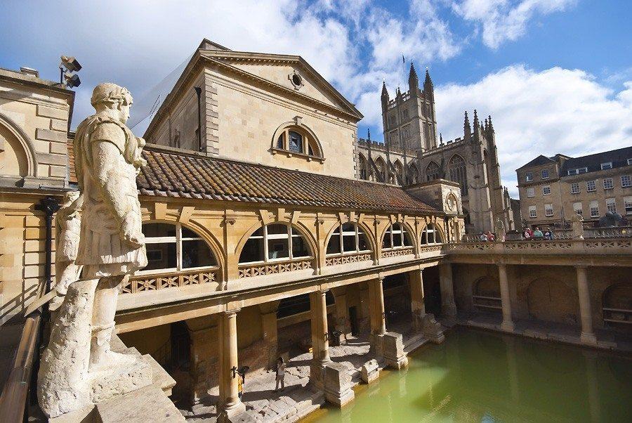 Bath Family Holiday - Roman Baths