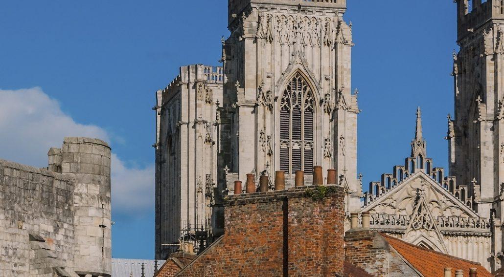 York family holiday - York Minster