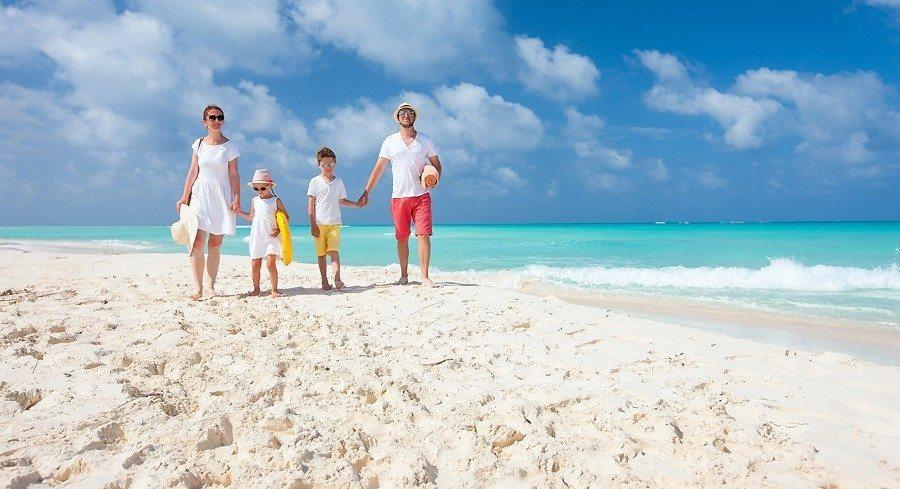 Beach Family Holidays